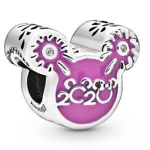 Mickey Mouse Icon Charm by Pandora – Disney 2020